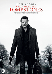 A Walk Among The Tombstones-DVD