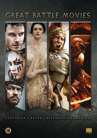Great Battle Movies-DVD