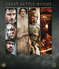 Great Battle Movies-Blu-Ray