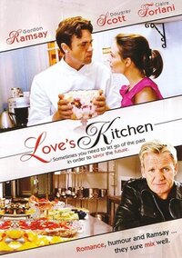 Love's Kitchen-DVD