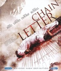 Chain Letter-Blu-Ray