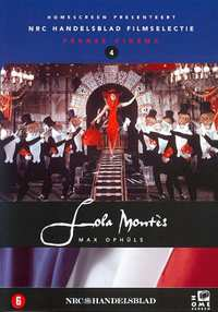 Lola Montes-DVD