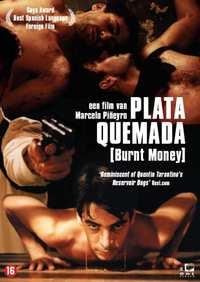 Plata Quemada (Burnt Money)-DVD