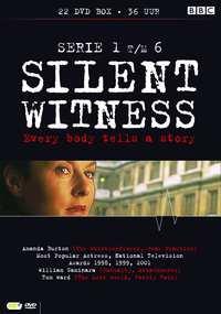 Silent Witness - Seizoen 1-6-DVD