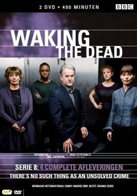 Waking The Dead - Seizoen 8-DVD
