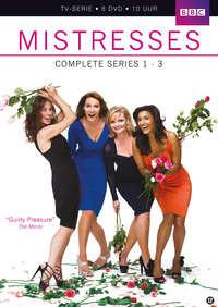 Mistresses - Seizoen 1-3-DVD