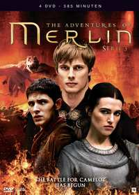 Adventures Of Merlin - Seizoen 3-DVD