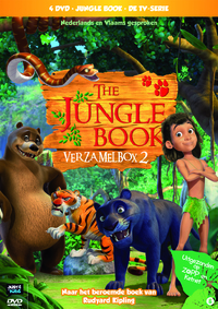The Jungle Book - Verzamelbox 2-DVD