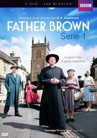 Father Brown - Seizoen 1-DVD
