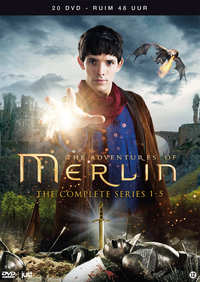 Adventures Of Merlin - Seizoen 1-5-DVD