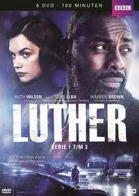 Luther - Seizoen 1-3-DVD