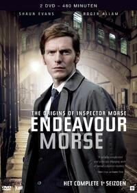 Endeavour Morse - Seizoen 1-DVD