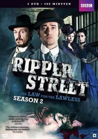 Ripper Street - Seizoen 2-DVD