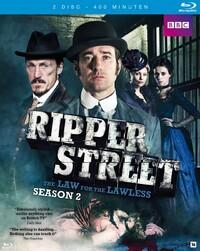 Ripper Street - Seizoen 2-Blu-Ray