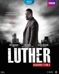Luther - Seizoen 1-3-Blu-Ray