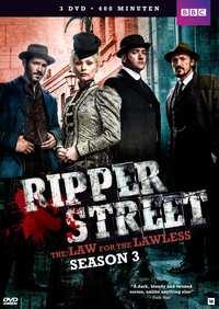 Ripper Street - Seizoen 3-DVD