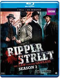 Ripper Street - Seizoen 3-Blu-Ray