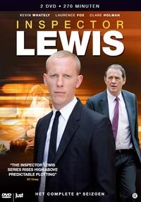 Inspector Lewis - Seizoen 8-DVD