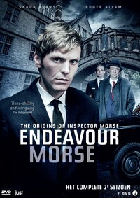 Endeavour Morse - Seizoen 2-DVD