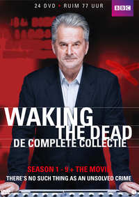 Waking The Dead - Complete Collection-DVD