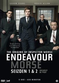 Endeavour Morse - Seizoen 1 & 2-DVD