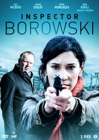 Inspector Borowski & Brandt - Seizoen 1-DVD