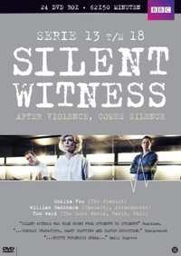 Silent Witness - Seizoen 13-18-DVD