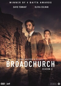 Broadchurch - Seizoen 3-DVD