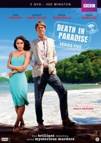 Death In Paradise - Seizoen 5-DVD