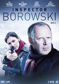 Inspector Borowski & Brandt - Seizoen 2-DVD