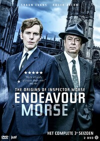 Endeavour Morse - Seizoen 3-DVD