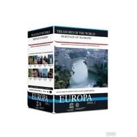 Unesco Is De Producer Van Deze Oogstrelende En Veelzijdige DVD Box. Alle Grote Bezienswaardigheden Van 36 Landen In Europa, Uitverkoren Door Unesco En Gefilmd Door De Beste Filmers.-DVD