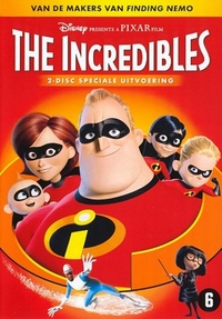 The Incredibles-DVD