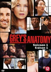 Grey's Anatomy - Seizoen 1-DVD