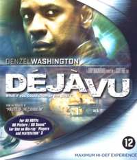 Deja Vu-Blu-Ray