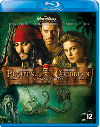 Pirates Of The Caribbean 2: Dead Man's Chest-Blu-Ray
