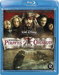 Pirates Of The Caribbean 3: At World's End-Blu-Ray