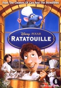 Ratatouille-DVD