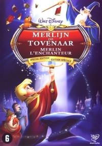 Merlijn De Tovenaar-DVD