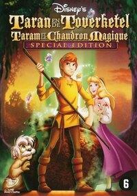 Taran En De Toverketel-DVD
