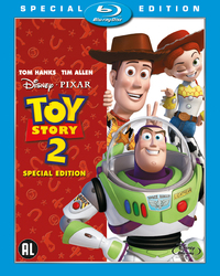 Toy Story 2 (Special Edition)-Blu-Ray