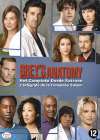 Grey's Anatomy - Seizoen 3-DVD