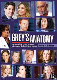 Grey's Anatomy - Seizoen 6-DVD
