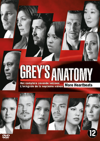 Grey's Anatomy - Seizoen 7-DVD