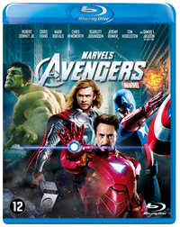 The Avengers-Blu-Ray