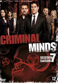 Criminal Minds Seizoen 7-DVD