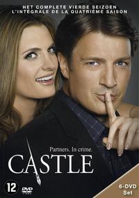 Castle - Seizoen 4-DVD