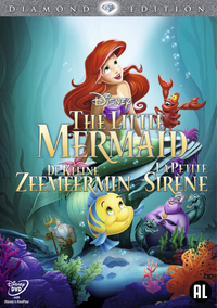 The Little Mermaid-DVD