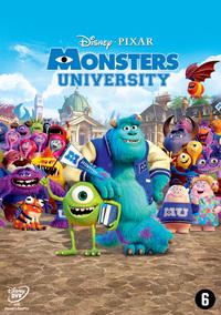 Monsters University-DVD