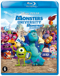 Monsters University-Blu-Ray